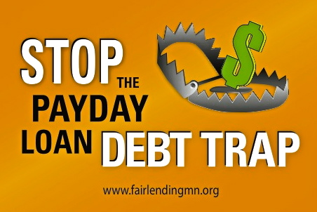 Stop Debt Trap Logo